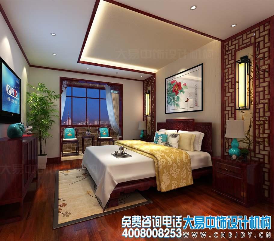 山东兖州住宅简约中式设计 竹韵衬托下的一片幽然