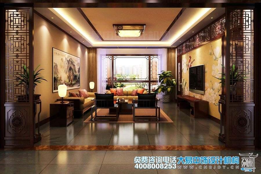 精品住宅中式设计装修 打造安详静谧的阳光住宅