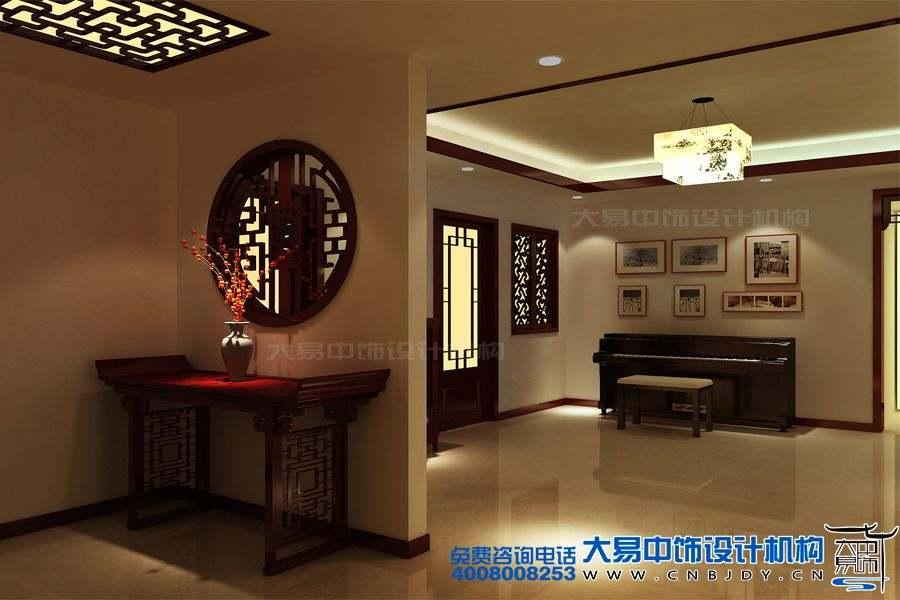 住宅简约中式设计装修 将你对生活的态度融入中式家装