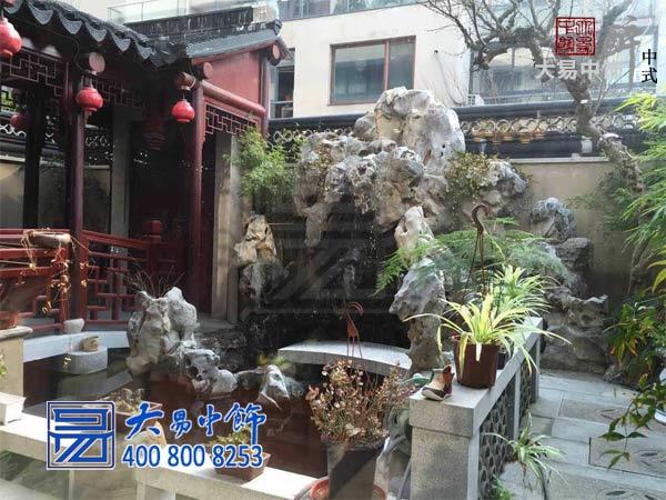 有一个大房子 有一座水池假山石:中国人的园林情结