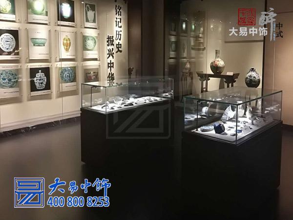 国学大讲堂中式装修 彰显博物馆艺术风情