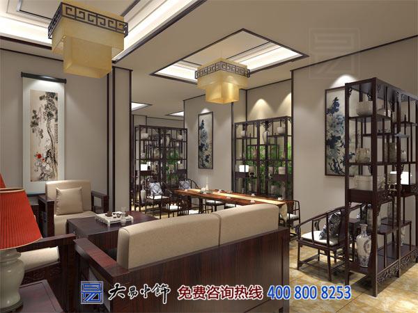 将五千年家居文化浓缩在此 十里河红木中式家具展厅一览
