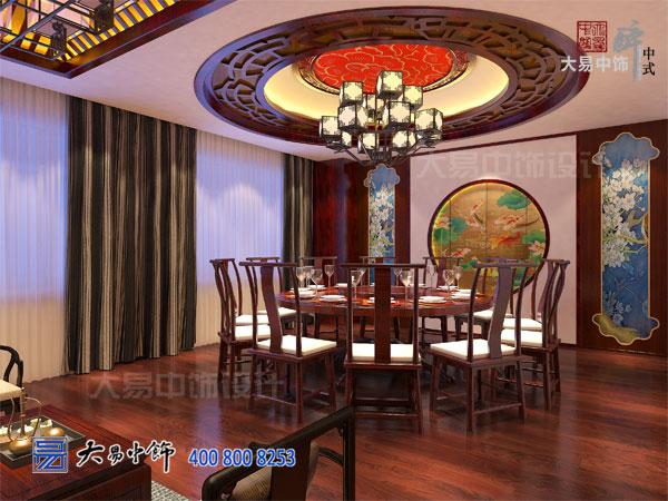 首都新机场茶餐厅中式设计 向世界展示最中国的传统文化
